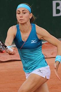 Aleksandra Krunić Serbian tennis player