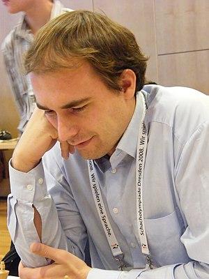 Estonian Chess Championship - Image: Kulaots kaido 20081119 olympiade dresden