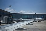 Kunming Changshui International Airport view from airplane.jpg
