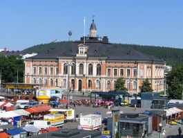 Kuopio – Wikipedia, wolna encyklopedia