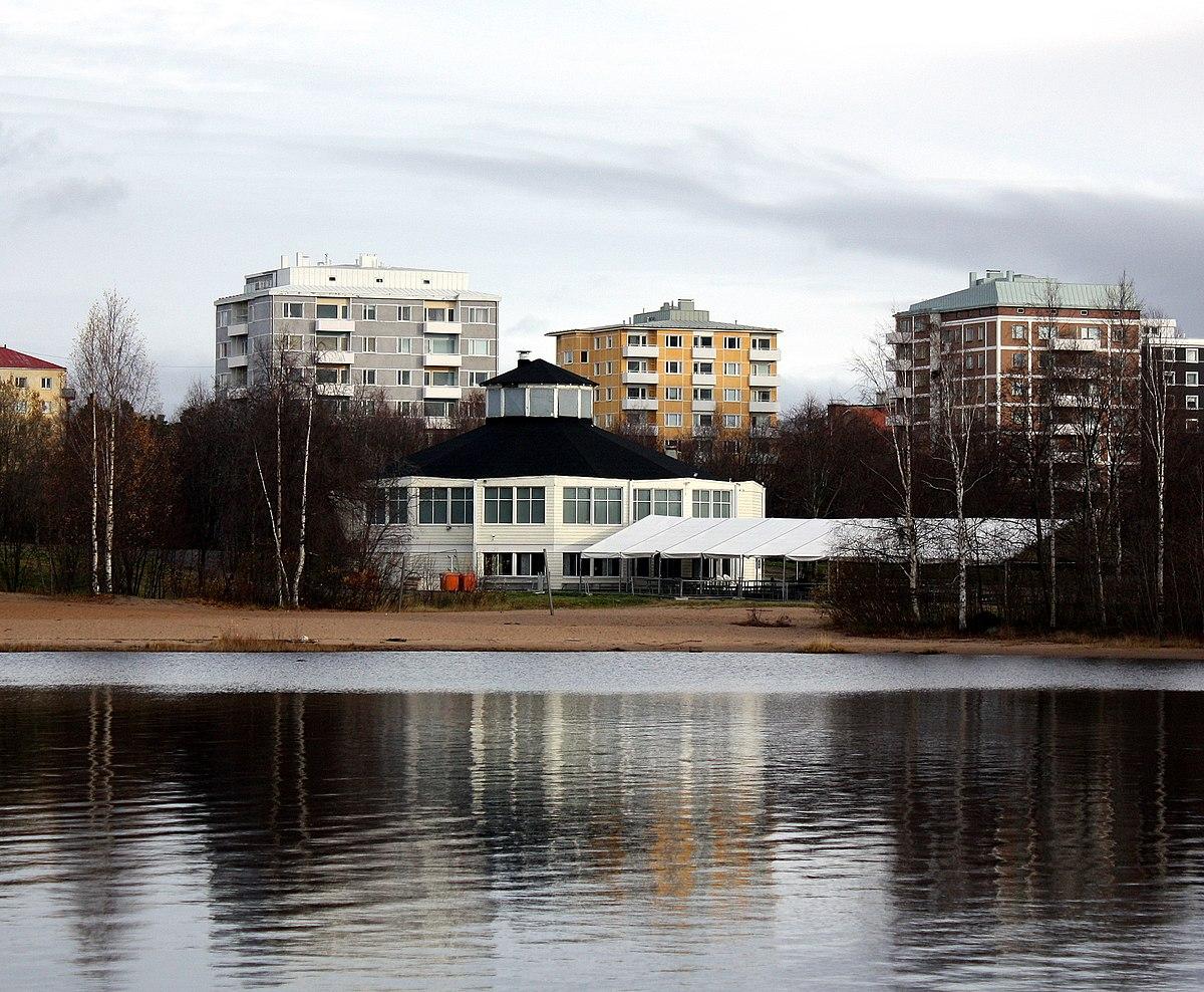 Tiedosto Kuusisaari Oulu 20101024 Jpg Wikipedia