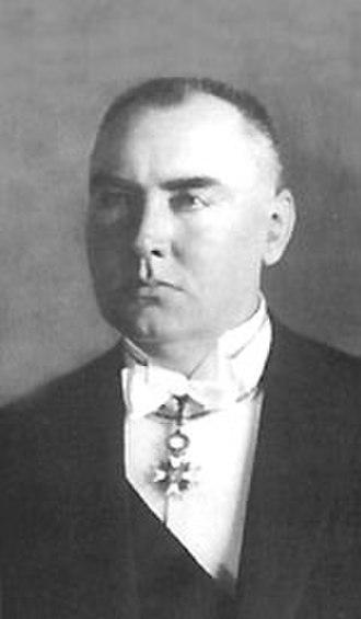 President of Latvia - Image: Kviesis