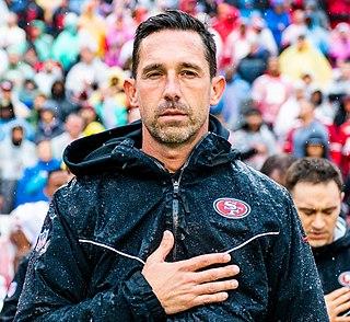 Kyle Shanahan American football coach