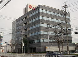 Kyoraku Headquarter Office 20140331.JPG