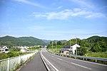 Kyoto Prefectural Road Route 62 Ujikoya line Minami-bypass in Minami, Ujitawara, Kyoto June 24, 2018 20.jpg