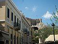 L'Acròpoli des de Plaka, Atenes.JPG