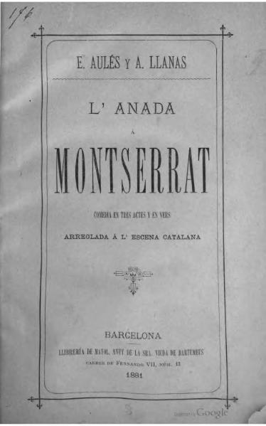 File:L'Anada a Montserrat (1881).djvu