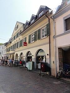 Lörrach — Turmstr. 10, Außenansicht.JPG
