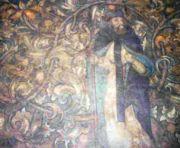 Lüne Wandmalerei