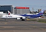 LAN Airlines Airbus A340-300 SYD Spijkers.jpg