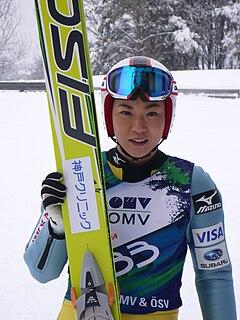 Ayumi Watase in Villach 2010