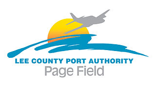 Page Field Airport in Florida, US