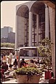 LINCOLN CENTER PLAZA IS ENCLOSED BY TWO THEATERS, AN OPERA HOUSE AND A CONCERT HALL. BOUNDING THE CENTER ARE 62ND AND... - NARA - 551637.jpg