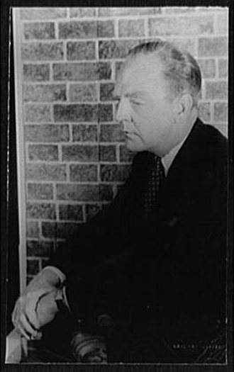William Inge - Portrait of William Inge by Carl Van Vechten