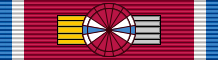 LUX Order of Merit of the Grand Duchy of Luxembourg - Grand Officer BAR