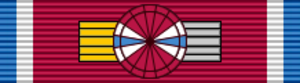 Order of Merit of the Grand Duchy of Luxembourg - Image: LUX Order of Merit of the Grand Duchy of Luxembourg Grand Officer BAR