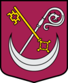 Coat of arms of Koknese, Latvia