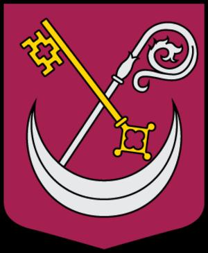 Archbishopric of Riga - Image: LVA Kokneses pagasts COA