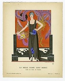 Fashion Illustration Wikipedia