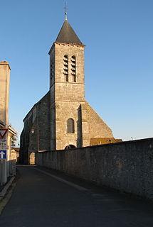 La Chapelle-la-Reine Commune in Île-de-France, France