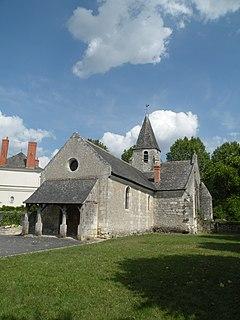 La Croix-en-Touraine Commune in Centre-Val de Loire, France