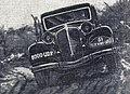 La Renault Nervasport 8 cylindres de Lahaye et Quatresous, gagnante du Rallye Monte Carlo 1935, partie de Stavanger.jpg