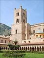 La cathédrale et le cloître (Monreale) (6893546328).jpg
