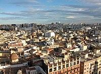 La ciutat de València des del Micalet.JPG