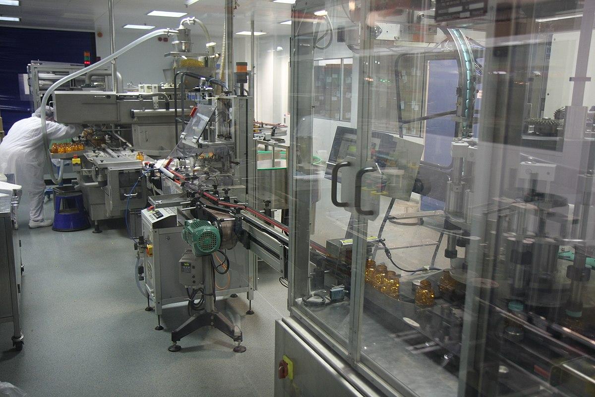 Packaging Machinery Wikipedia