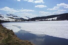 Lac De Gu 233 Ry Wikip 233 Dia