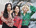 Ladies' Code at a fansign in Shinsegae inMarch 2016 02 (cropped).jpg