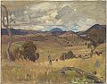 Lambert. Michelago Landscape. 1923.jpg