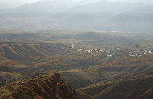 Razmian - Lambsar Castle, about 5km far from Razmian
