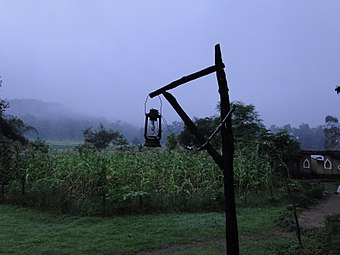 Lantern in Rural Chhattisgarh, India.jpg