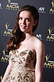 Lara Robinson at the 2012 AACTA Awards (6795847981).jpg