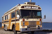 """Large Marge"", A 1980 Blue Bird FC33 Wanderlodge motorhome"