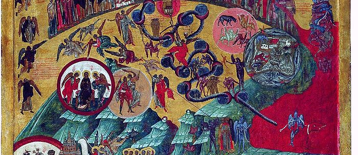 Last Judgment (Russia, 1580s) detail 04.jpg