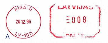 Latvia stamp type EE2A.jpg
