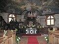 Latvias folkemuseum kirkeinteriør.JPG