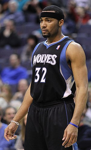 Lazar Hayward - Hayward with the Timberwolves