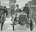 Le Comte Gaston de Chasseloup-Laubat, au TdF 1899 (3e sur Panhard).jpg