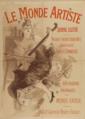 Le Monde Artiste Poster 1891.png