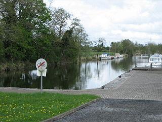 Athlone South Barony in Connacht, Republic of Ireland
