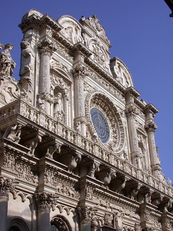 Lecce, santa croce 01