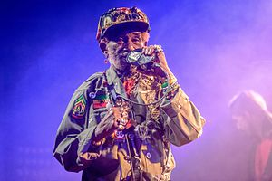 "Lee ""Scratch"" Perry - Image: Lee Scratch Perry 2016 (9 von 13)"