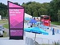 Lee Valley White Water rafting centre, Waltham Abbey 2012 Olympic games (7691952904).jpg