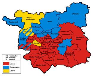 1980 Leeds City Council election