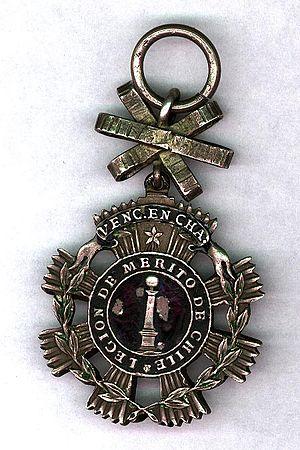 Legion of Merit of Chile - Image: Legión Original
