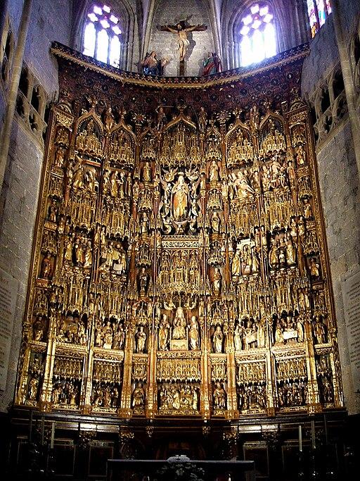 Lekeitio - Basilica Asuncion 01