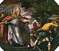 Leonardo Corona - San Nicolo in atto di far abbattere un albero adorato da alcuni pagani.jpg